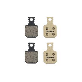 Sixpack Magura MT7 (4 pistons) Brake Pads Semi-metallic beige